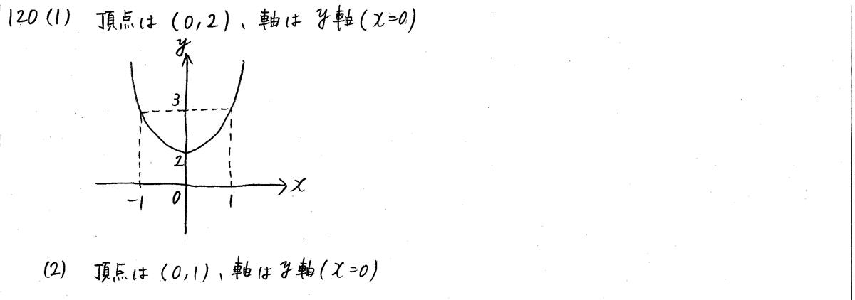 3TRIAL数学1-120解答