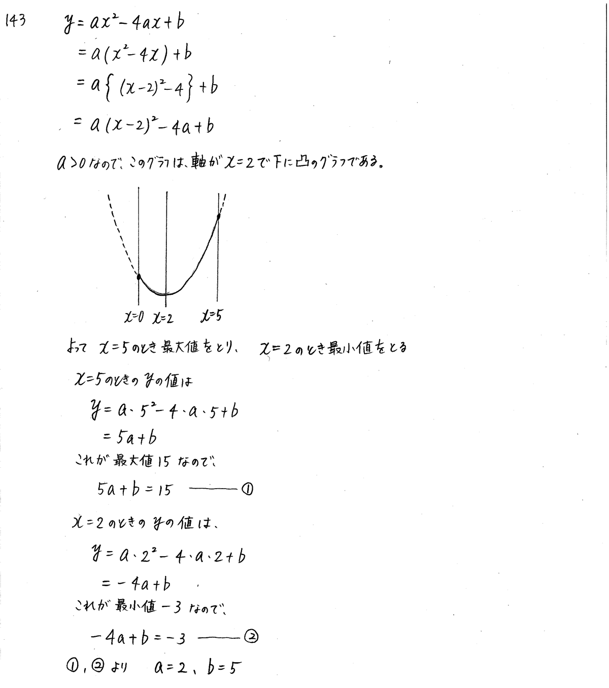 3TRIAL数学1-143解答