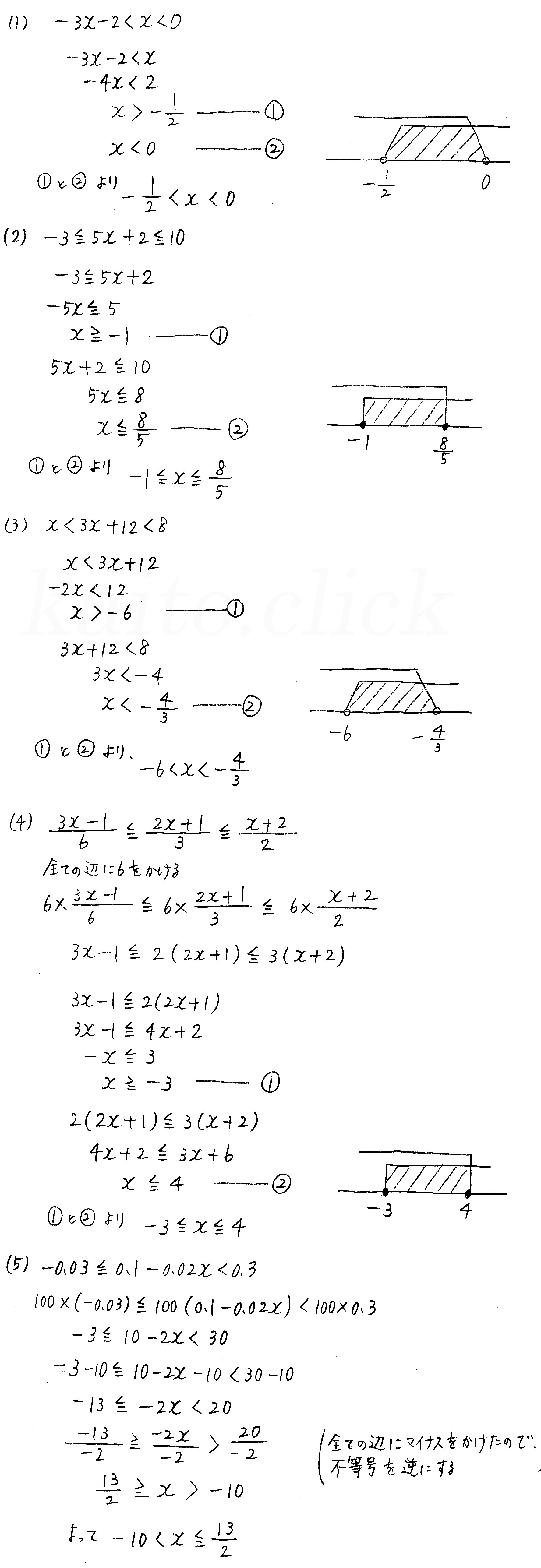 3TRIAL数学Ⅰ-70解答