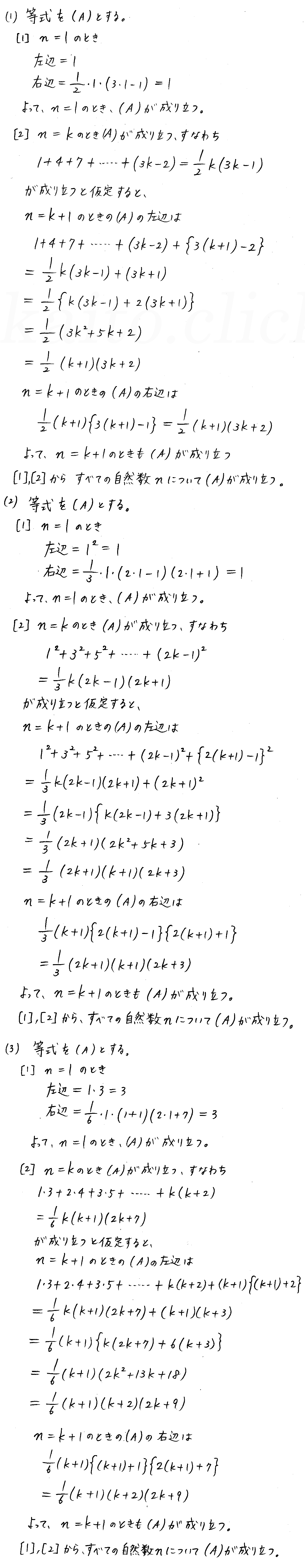 3TRIAL数学B-221解答