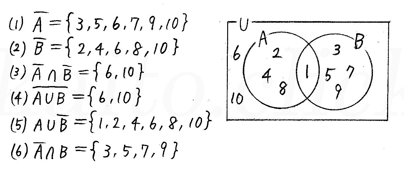 改訂版4プロセス数学A-7解答