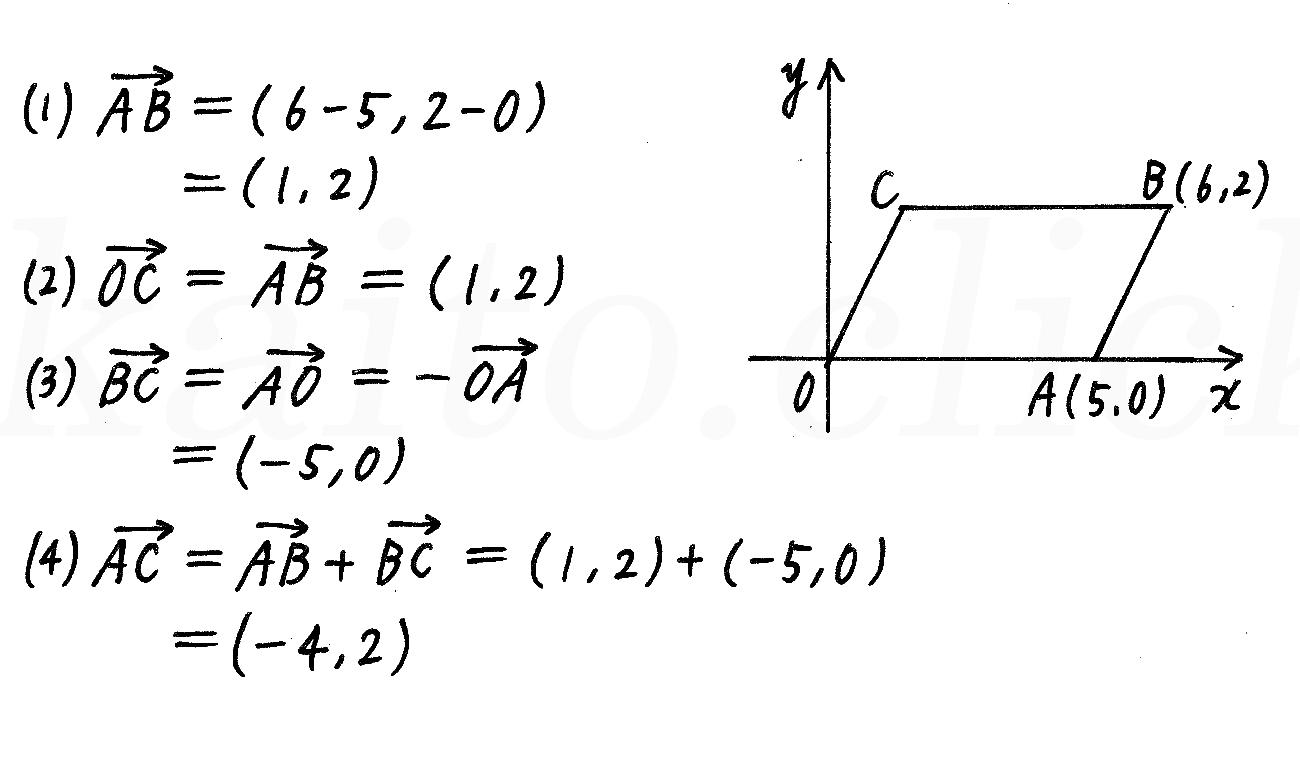 改訂版4プロセス数学B-21解答