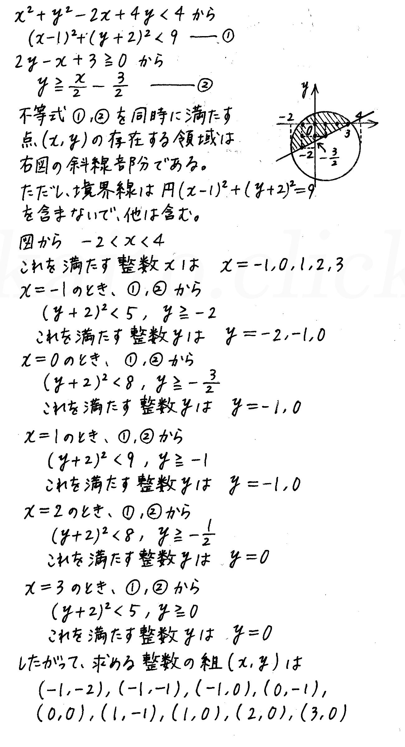 4STEP数学2-236解答