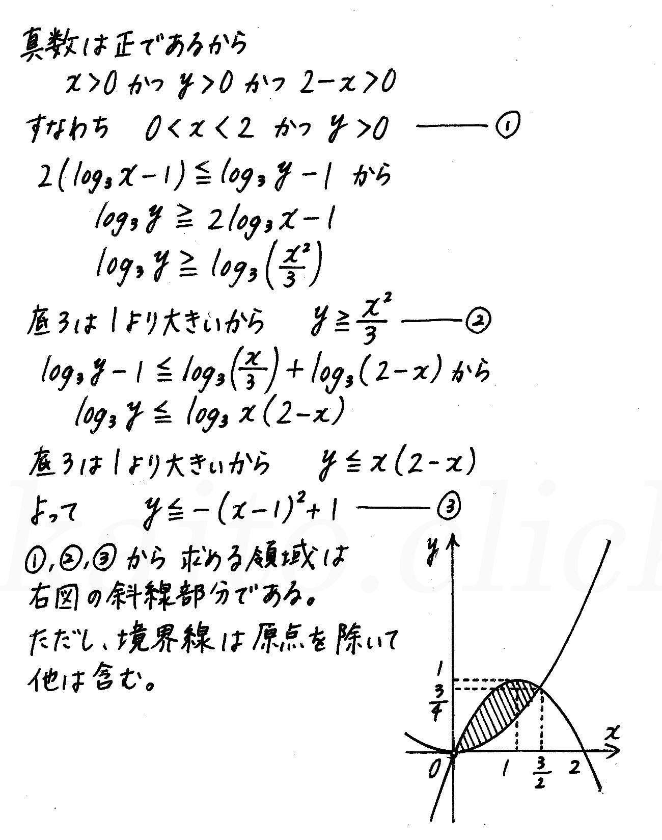 4STEP数学2-e45解答