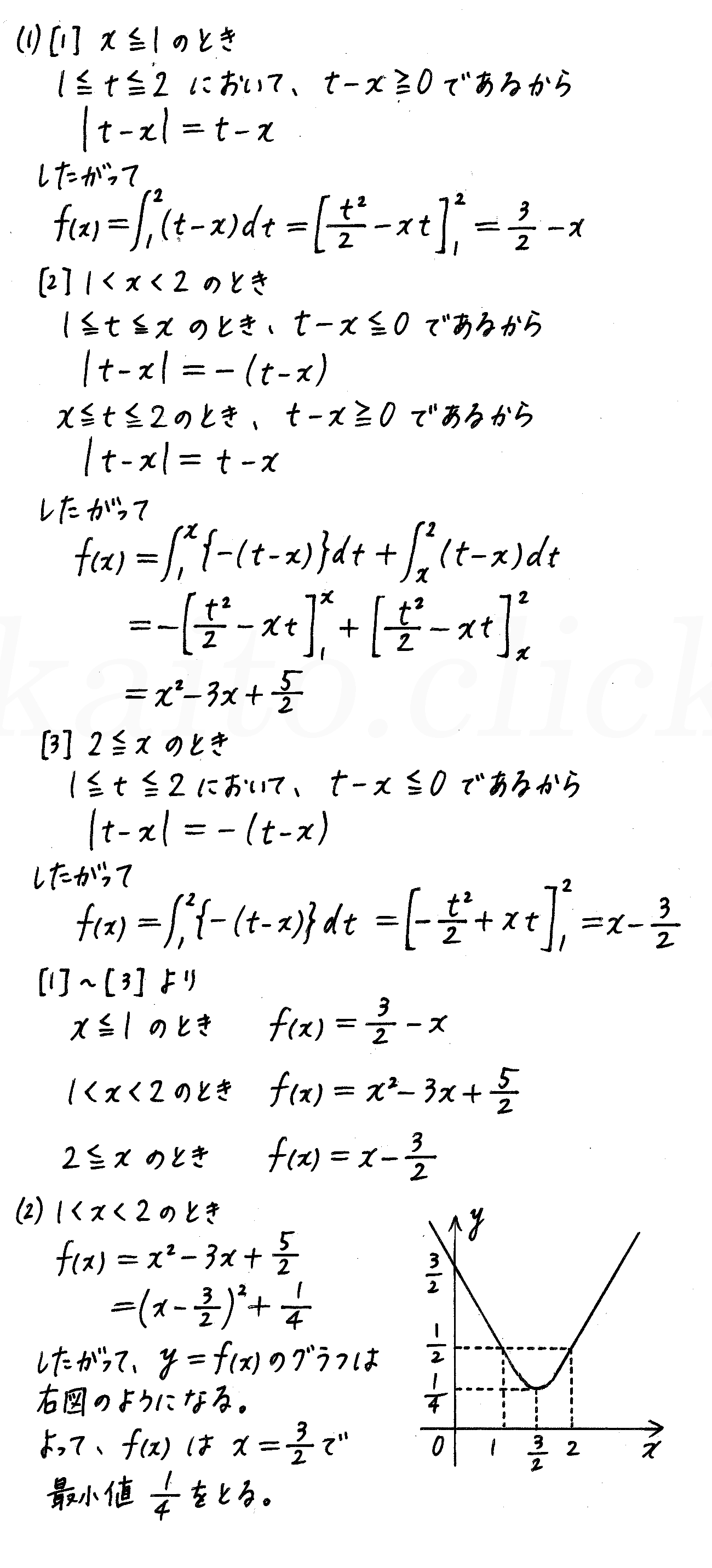 4STEP数学2-e52解答
