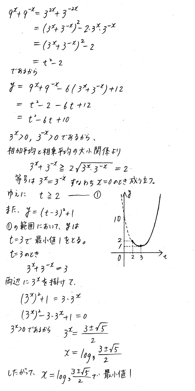クリアー数学2-380解答