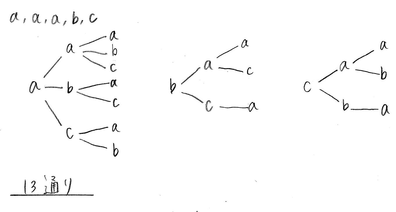 クリアー数学A-24解答